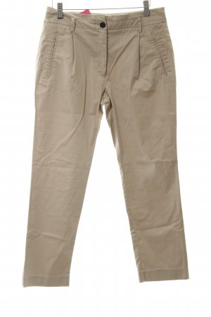 Mango Suit Pantalon chinos blanc cassé style décontracté