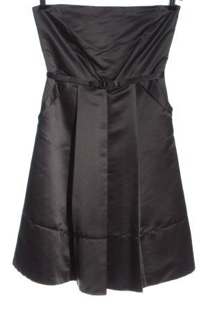Mango Suit Cocktailkleid schwarz Elegant