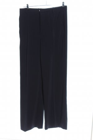 Mango Suit Culottes schwarz Business-Look