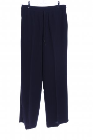 Mango Suit Pantalone culotte blu stile casual