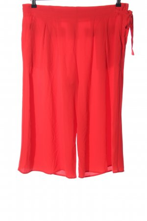 Mango Suit Culottes red casual look