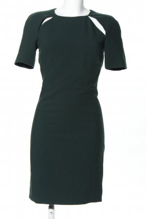 Mango Suit Cut-Out-Kleid schwarz Elegant