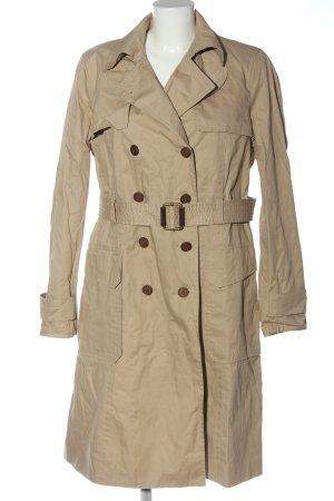 Mango Suit Dufflecoat creme Casual-Look