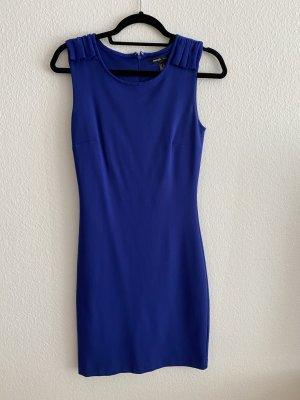 Mango Suit Etuikleid blau, Gr. 36/S