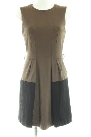 Mango Suit Etuikleid bronzefarben-khaki Elegant