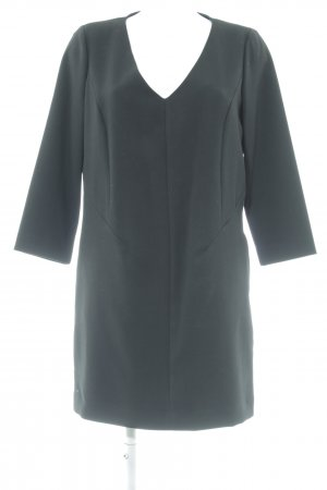 Mango Suit Etuikleid schwarz Casual-Look