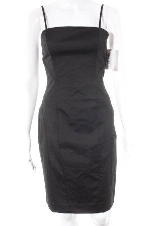 Mango Suit Etuikleid schwarz Elegant
