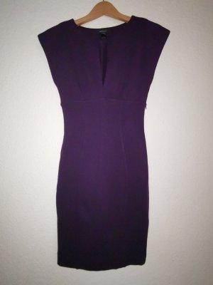 Mango Suit, Etuikleid violett