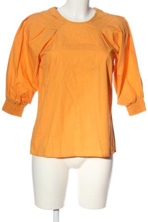 Mango Suit Hemd-Bluse hellorange Casual-Look