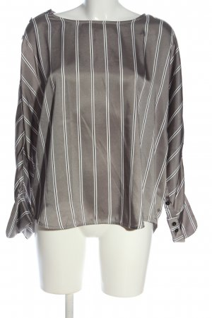 Mango Suit Hemd-Bluse Streifenmuster Business-Look