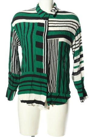 Mango Suit Hemd-Bluse Streifenmuster Casual-Look
