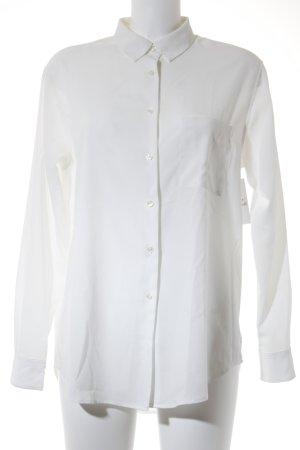 Mango Suit Hemd-Bluse hellbeige Casual-Look