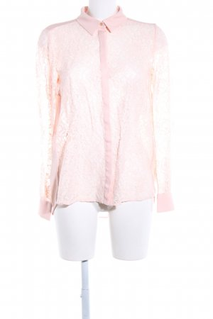 Mango Suit Hemd-Bluse pink Casual-Look