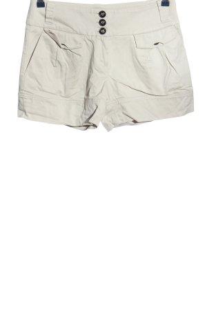 Mango Suit Hot Pants hellgrau Casual-Look