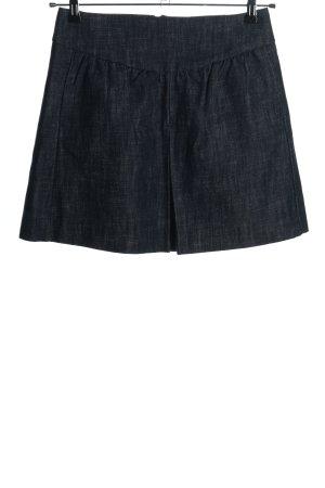 Mango Suit Jeansrock blau Casual-Look