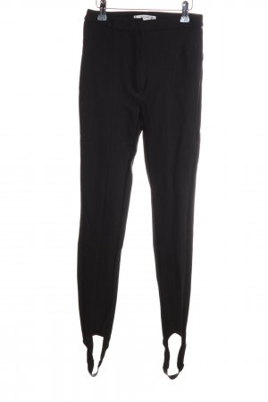 Mango Suit Jeggings schwarz Casual-Look