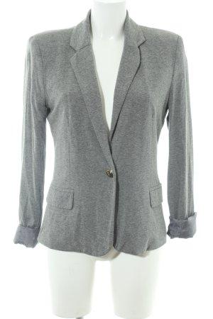 Mango Suit Jerseyblazer meliert Business-Look