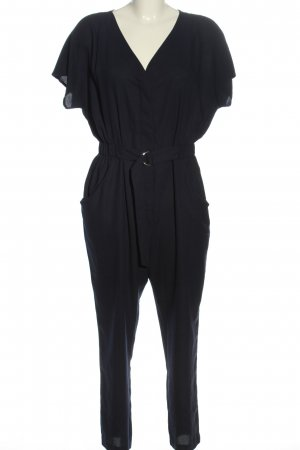Mango Suit Jumpsuit schwarz Casual-Look