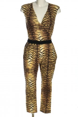 Mango Suit Jumpsuit Allover-Druck extravaganter Stil