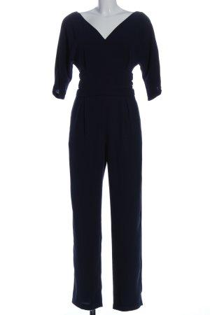 Mango Suit Jumpsuit blau Casual-Look