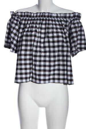 Mango Suit Camicia a scacchi stampa integrale stile casual