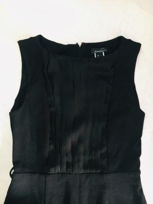 MANGO Suit Kleid, Etui Kleid, schwarzes Kleid, Partykleid S
