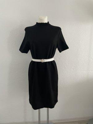 Mango Suit Jersey Dress black
