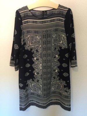 MANGO SUIT COLLECTION Sukienka o kroju litery A Wielokolorowy