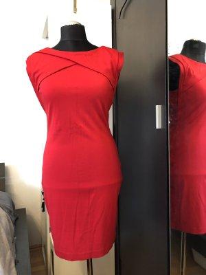 Mango Suit Kleid rot