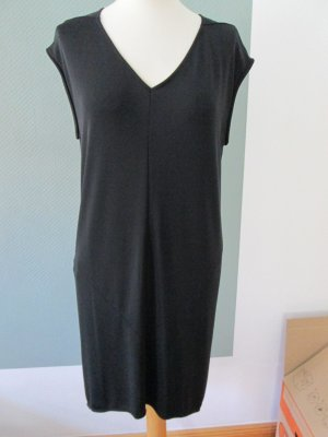 Mango Suit Kleid schwarz Gr. S vokuhila