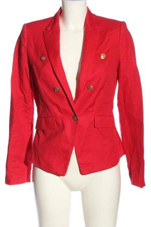 Mango Suit Kurz-Blazer rot Elegant