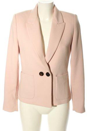 Mango Suit Kurz-Blazer creme Business-Look
