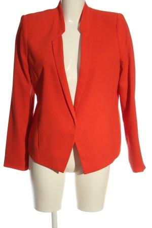 Mango Suit Kurz-Blazer rot Business-Look