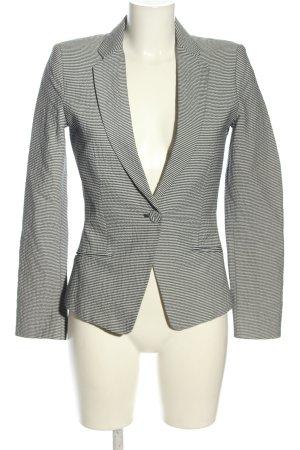 Mango Suit Kurz-Blazer hellgrau Business-Look