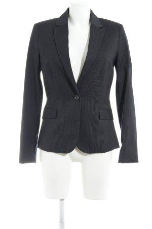 Mango Suit Kurz-Blazer dunkelblau