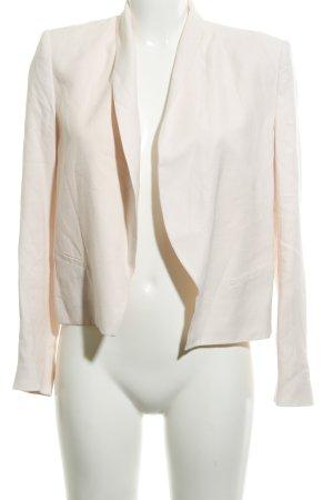 Mango Suit Kurz-Blazer rosé Business-Look