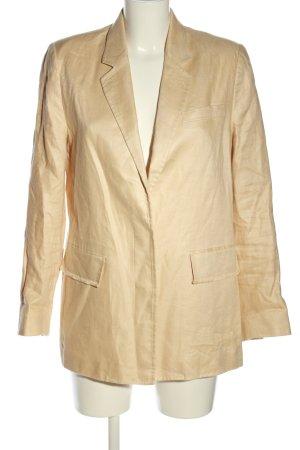 Mango Suit Kurz-Blazer wollweiß Casual-Look
