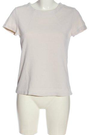 Mango Suit Blusenshirt wollweiß Casual-Look