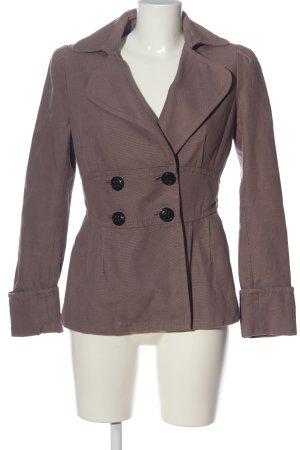 Mango Suit Kurzmantel bronzefarben Business-Look