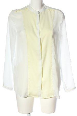 Mango Suit Long Sleeve Shirt white-primrose casual look