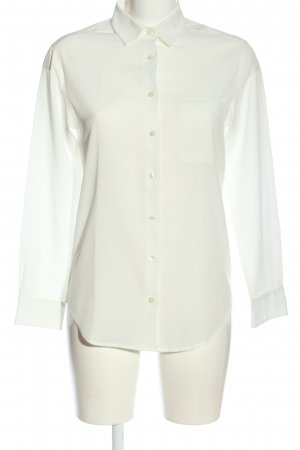 Mango Suit Long Sleeve Shirt natural white casual look