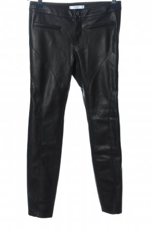 Mango Suit Leggings schwarz Casual-Look