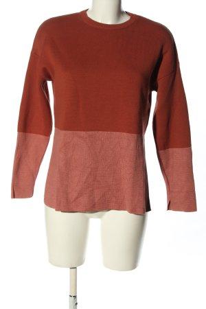 Mango Suit Longsleeve rot-pink Casual-Look