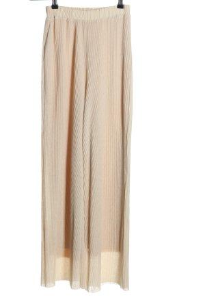 Mango Suit Pantalone Marlene color carne stile casual