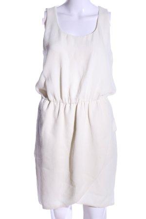 Mango Suit Blusenkleid weiß Casual-Look