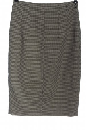 Mango Suit Spódnica midi jasnoszary Elegancki