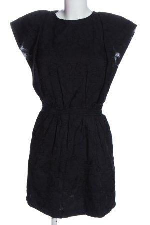 Mango Suit Sukienka mini czarny Elegancki