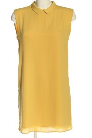 Mango Suit Minikleid blassgelb Elegant