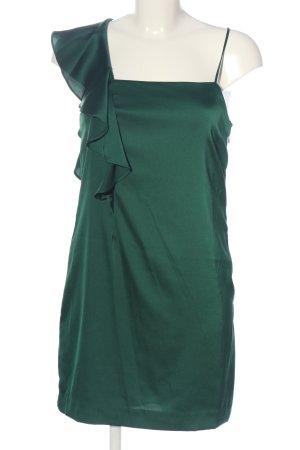 Mango Suit Minikleid grün Elegant