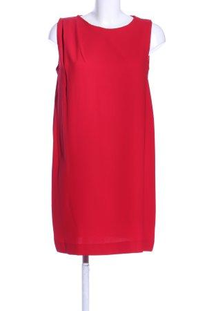 Mango Suit Mini vestido rojo estilo «business»